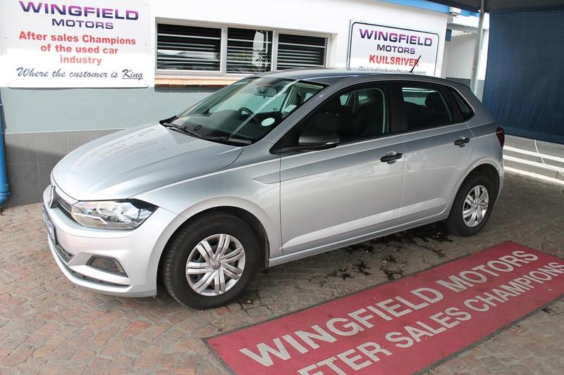2018 Volkswagen Polo 1.0 TSI Trendline Western Cape Kuils River_0