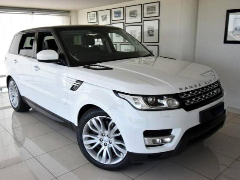 2017 Land Rover Range Rover Sport 3.0 SDV6 HSE Gauteng Centurion_0