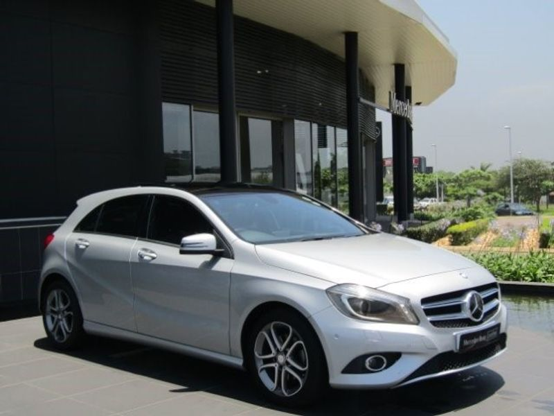 2015 Mercedes-Benz A-Class A 200 Be At  Kwazulu Natal Umhlanga Rocks_0