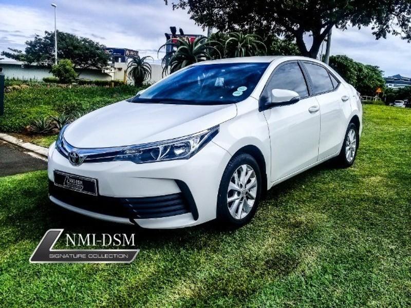 2017 Toyota Corolla 1.6 Esteem Kwazulu Natal Umhlanga Rocks_0
