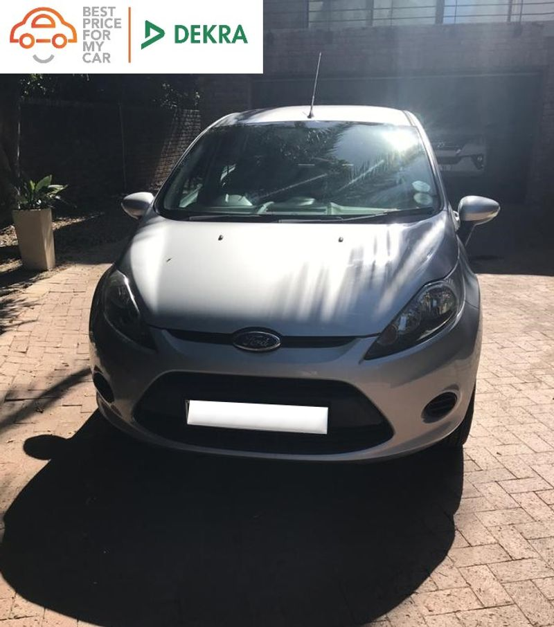 2011 Ford Fiesta 1.6i Trend 5dr  Western Cape Goodwood_0