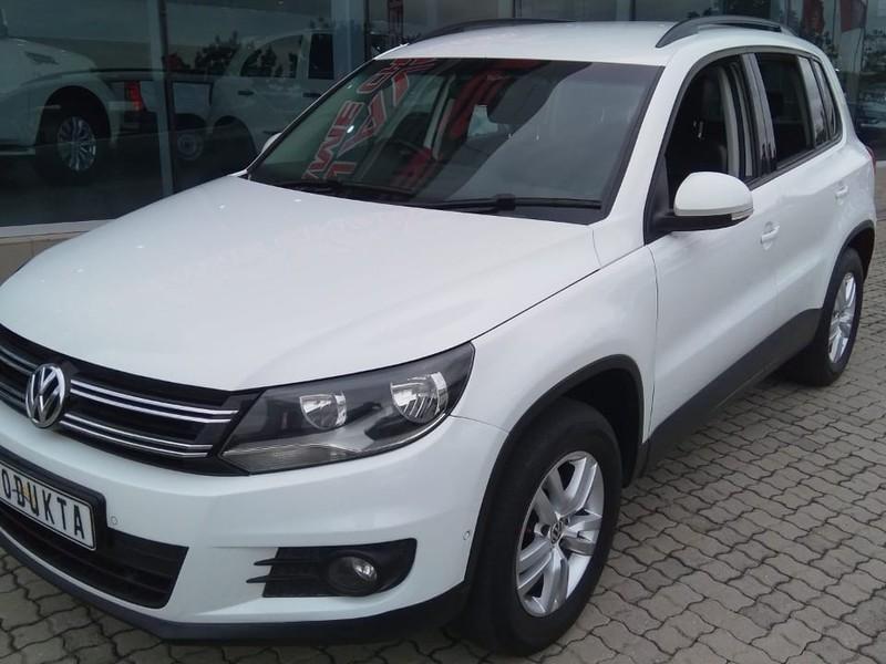 2016 Volkswagen Tiguan 1.4 TSI BMOT TREN-FUN DSG 118KW Mpumalanga Nelspruit_0