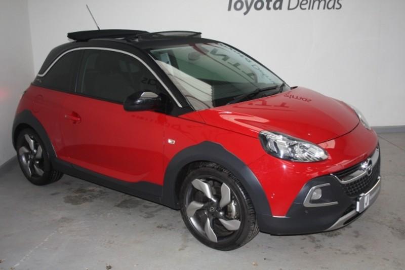 2016 Opel Adam 1.0T Rocks 3-Door Mpumalanga Delmas_0