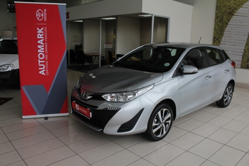 2018 Toyota Yaris 1.5 Xs CVT 5-Door Limpopo Phalaborwa_0
