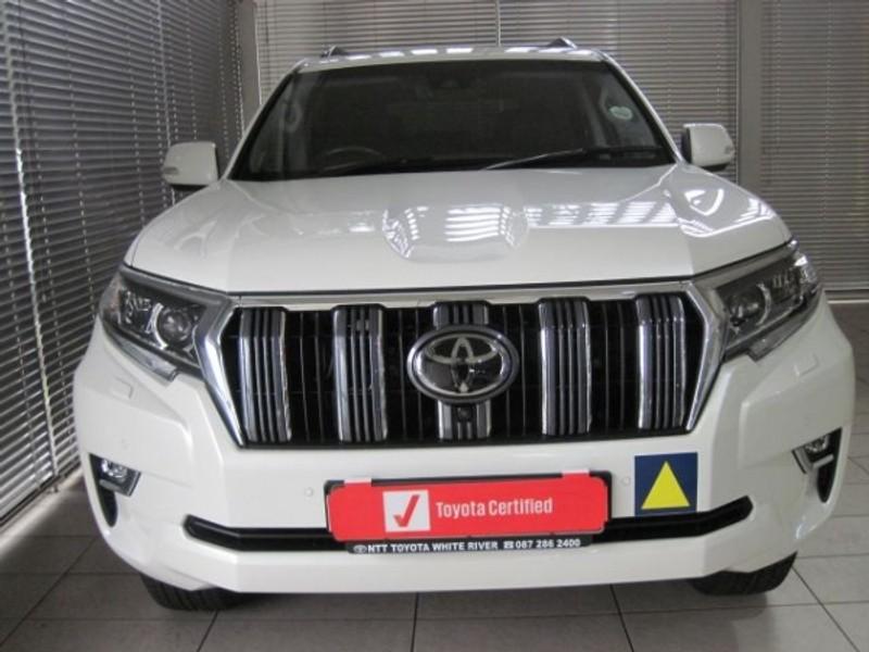 2019 Toyota Prado VX-L 4.0 V6 Auto Mpumalanga White River_0
