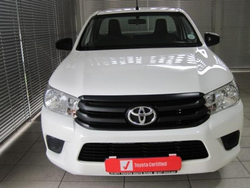 2017 Toyota Hilux 2.0 VVT Single Cab Bakkie Mpumalanga White River_0