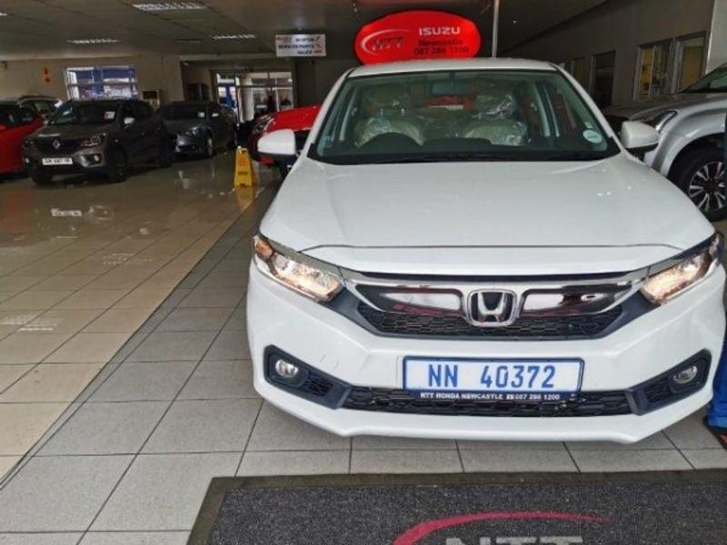 2019 Honda Amaze 1.2 Comfort CVT Kwazulu Natal Newcastle_0
