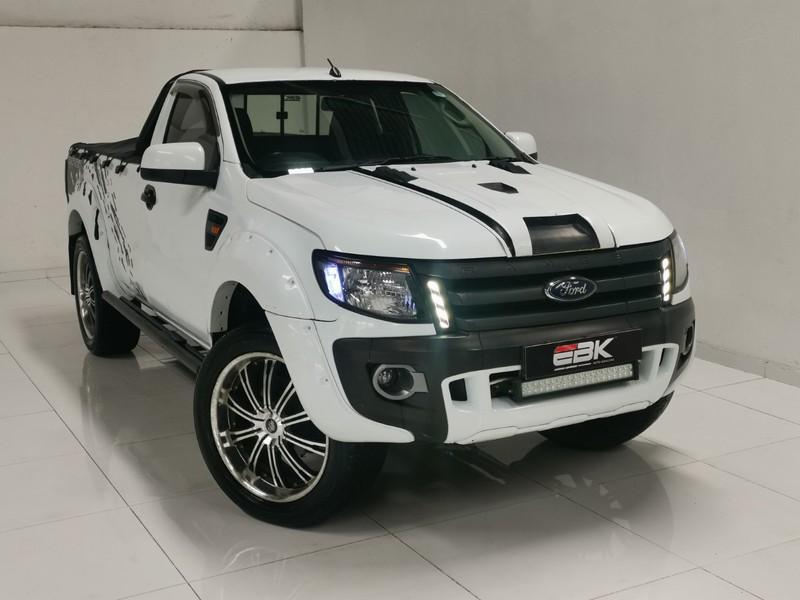 2013 Ford Ranger 2.2tdci Xls Pu Sc  Gauteng Johannesburg_0