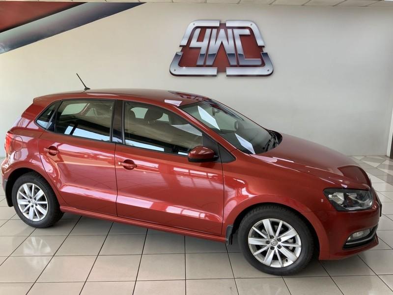 2015 Volkswagen Polo 1.2 TSI Trendline 66KW Mpumalanga Middelburg_0