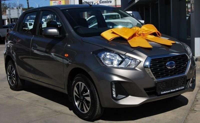 2020 Datsun Go 1.2 Lux CVT Western Cape Oudtshoorn_0