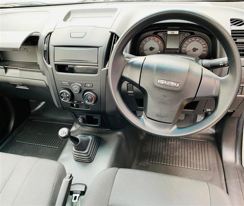 Cars Bakkies For Sale: Used Isuzu D-MAX 250 HO Fleetside Safety Single Cab Bakkie