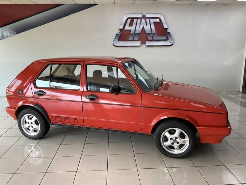 1989 Volkswagen CITI Golf  Mpumalanga Middelburg_0