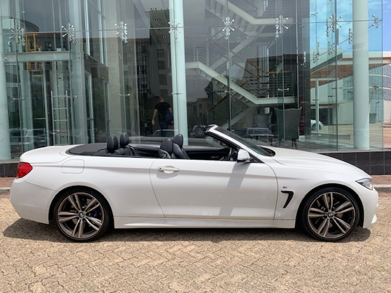 2015 BMW 4 Series 428i Convertible M Sport Auto Western Cape Cape Town_0