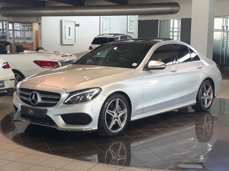 2016 Mercedes-Benz C-Class C250 AMG line Auto Western Cape Cape Town_0