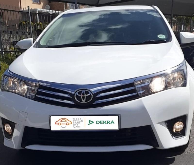 2015 Toyota Corolla 1.6 Sprinter Western Cape Goodwood_0