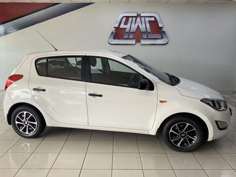 2014 Hyundai i20 1.2 Motion  Mpumalanga Middelburg_0