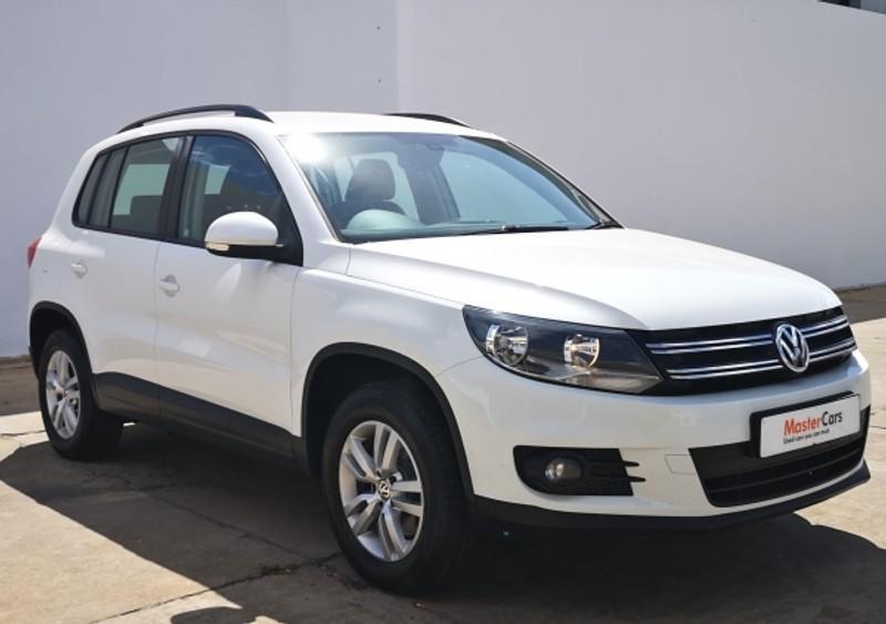 2016 Volkswagen Tiguan 2.0 Tdi Bmot Trend-fun  Western Cape Worcester_0