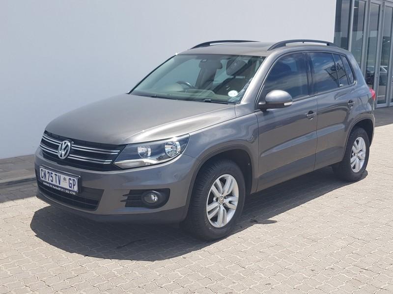 2013 Volkswagen Tiguan 1.4 Tsi Bmot Tren-fun Dsg 110kw  Mpumalanga Nelspruit_0