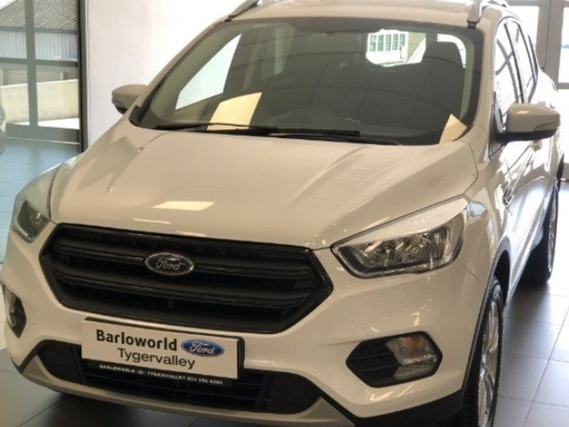 2020 Ford Kuga 1.5 TDCi Ambiente Western Cape Tygervalley_0