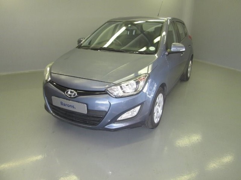 2013 Hyundai i20 1.4 Fluid  Western Cape Tokai_0