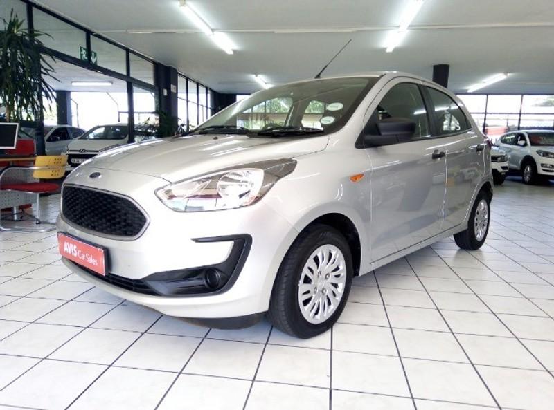 2018 Ford Figo 1.5Ti VCT Trend 5-Door Gauteng Randburg_0
