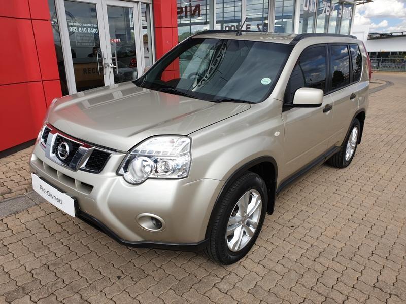 2013 Nissan X-Trail 2.0 4x2 Xe r79r85  Gauteng Roodepoort_0
