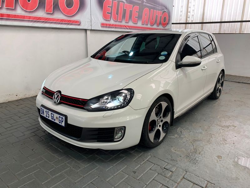 2011 Volkswagen Golf VII GTi 2.0 TSI Gauteng Vereeniging_0