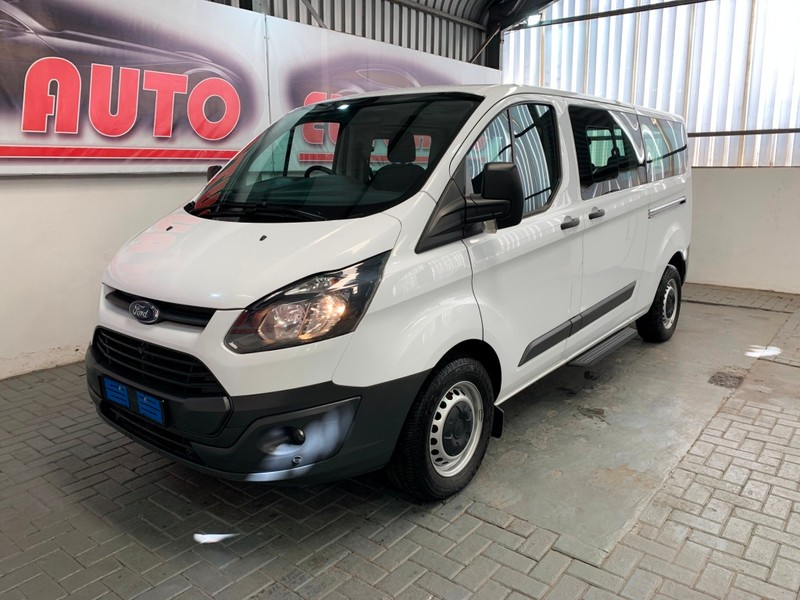 2018 Ford Tourneo Custom 2.2TDCi Ambiente LWB Gauteng Vereeniging_0