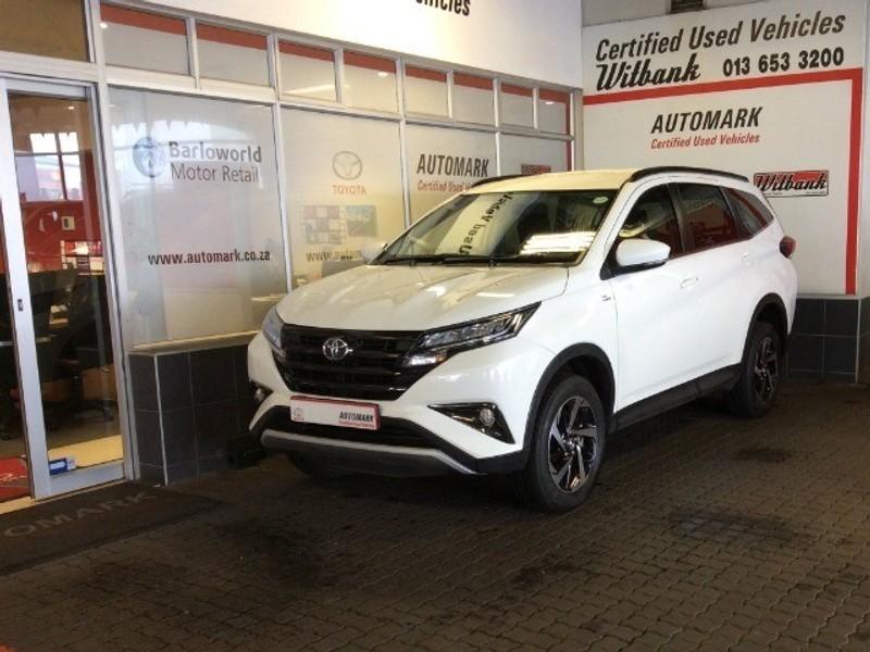 2018 Toyota Rush 1.5 Auto Mpumalanga Witbank_0