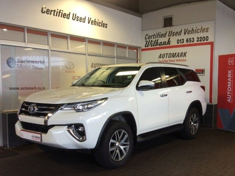 2018 Toyota Fortuner 2.8GD-6 RB Mpumalanga Witbank_0