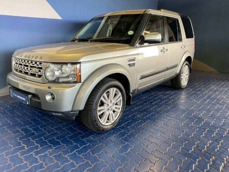 2010 Land Rover Discovery 4 5.0 V8 Hse  Gauteng Alberton_0