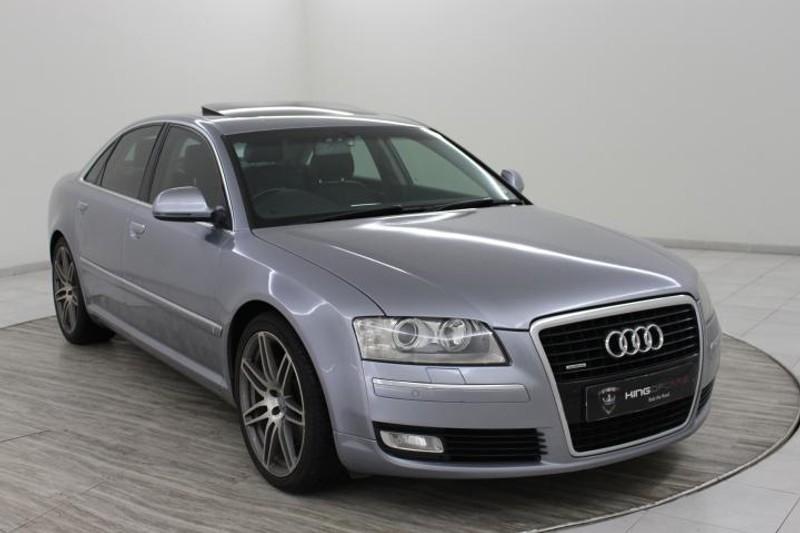 2009 Audi A8 3.0 Tdi Quattro Tip  Gauteng Boksburg_0