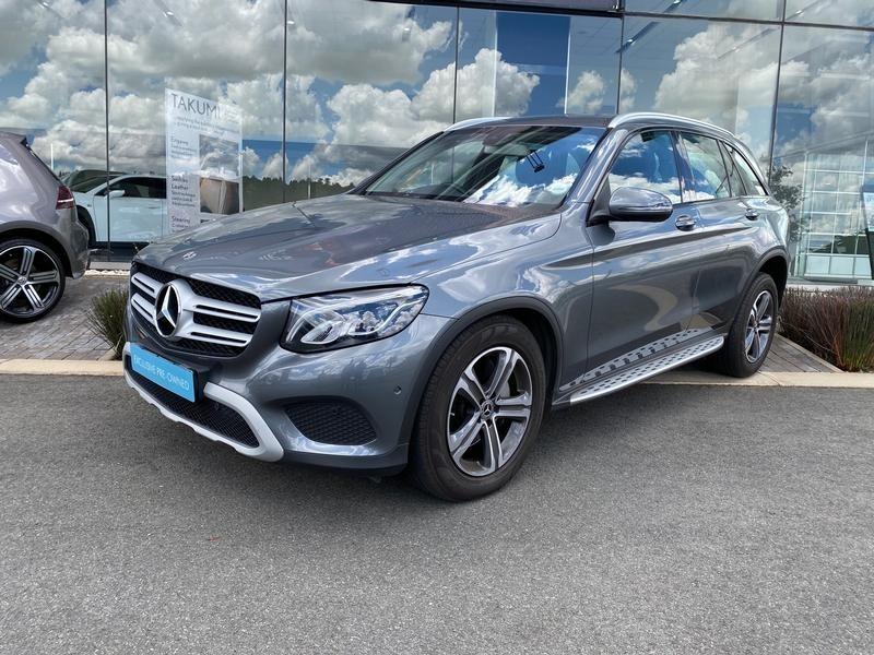 2018 Mercedes-Benz GLC 350d Gauteng Rosettenville_0