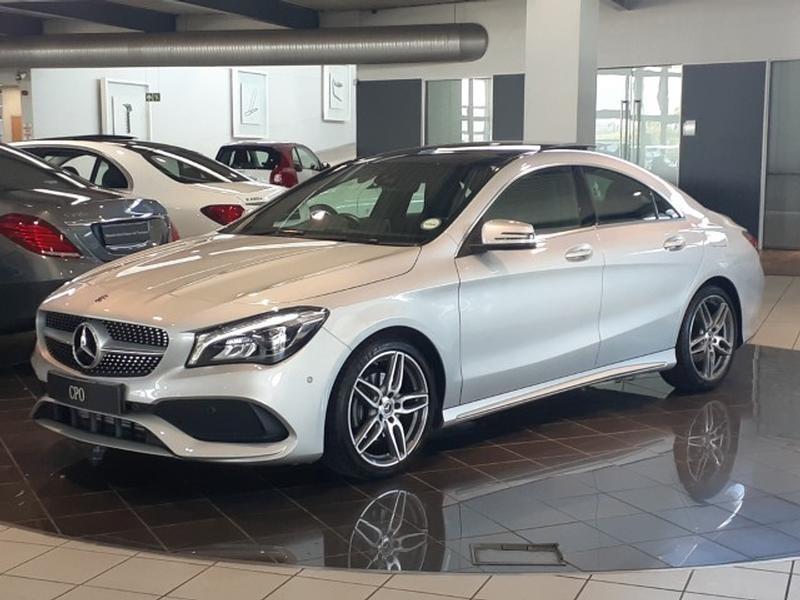 2018 Mercedes-Benz CLA-Class 200 AMG Auto Western Cape Cape Town_0
