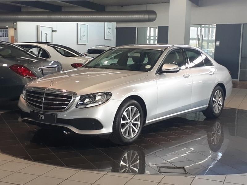 2018 Mercedes-Benz E-Class E 200 Western Cape Cape Town_0