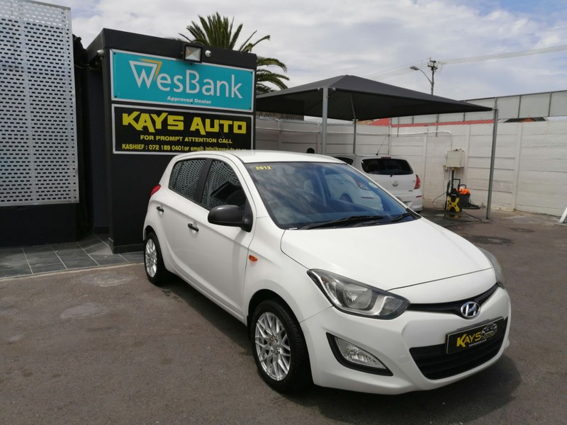 2013 Hyundai i20 1.2 Motion  Western Cape Athlone_0