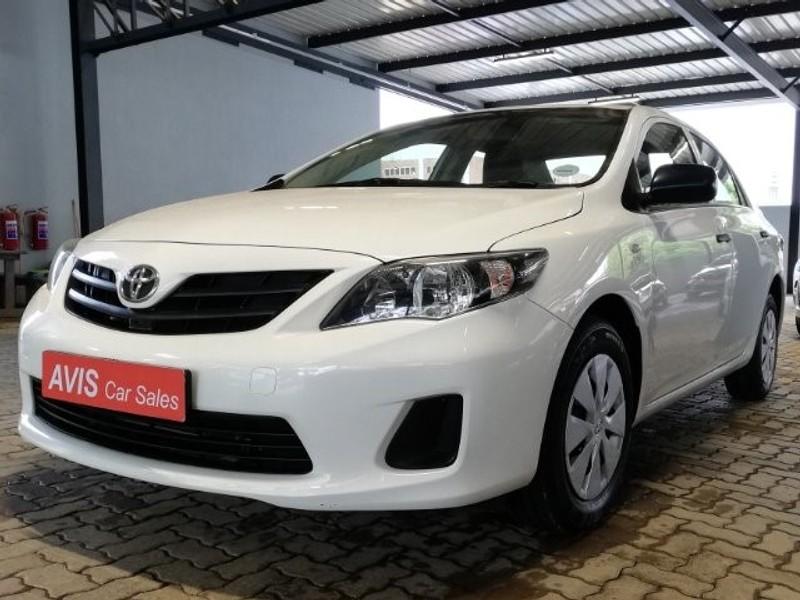 2015 Toyota Corolla Quest 1.6 Gauteng Pretoria_0
