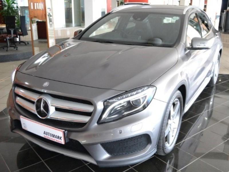2015 Mercedes-Benz GLA-Class 200 Auto Western Cape Tygervalley_0