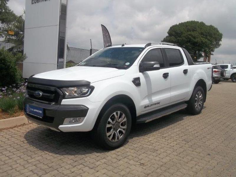 2016 Ford Ranger 3.2TDCi WILDTRAK Auto Double Cab Bakkie Gauteng Johannesburg_0