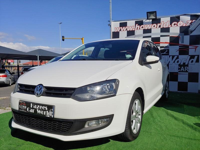 2010 Volkswagen Polo 1.4 Comfortline  Western Cape Strand_0