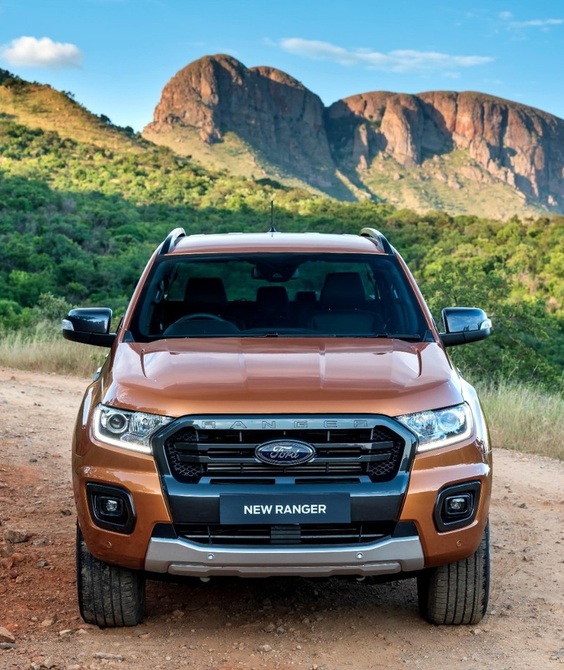 Cars Bakkies For Sale: Used Ford Ranger 2.0TDCi WILDTRAK 4X4 Auto Double Cab