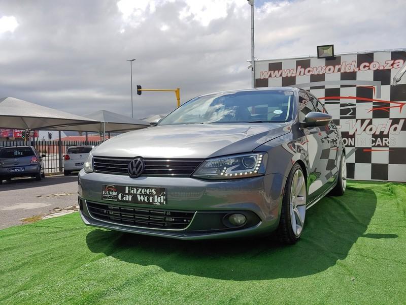 2013 Volkswagen Jetta Vi 2.0 Tdi Highline  Western Cape Strand_0