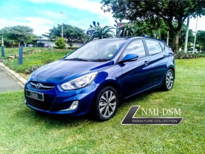 2016 Hyundai Accent 1.6 Fluid 5-Door Auto Kwazulu Natal Umhlanga Rocks_0