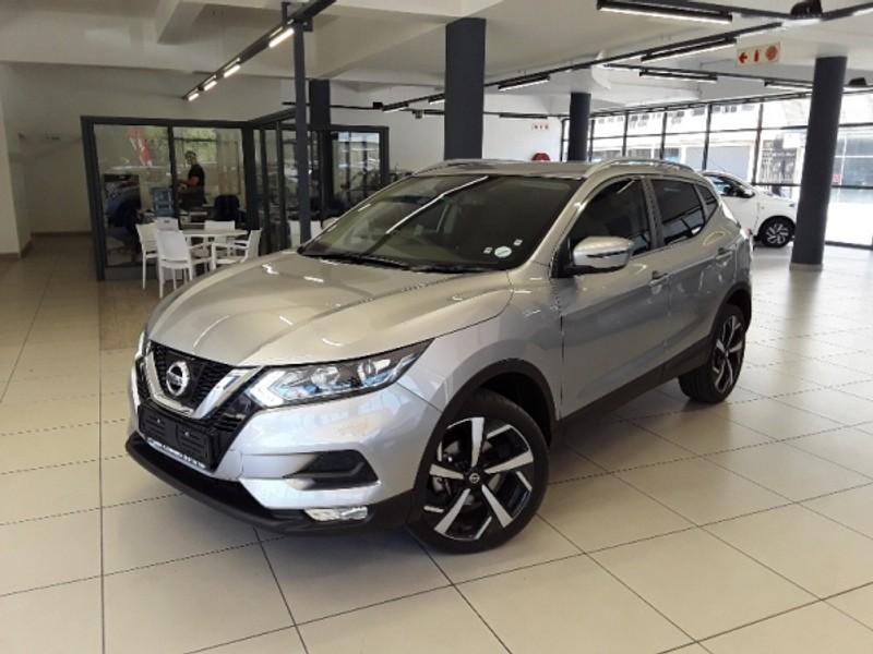 2018 Nissan Qashqai 1.5 dCi Acenta plus Free State Bloemfontein_0