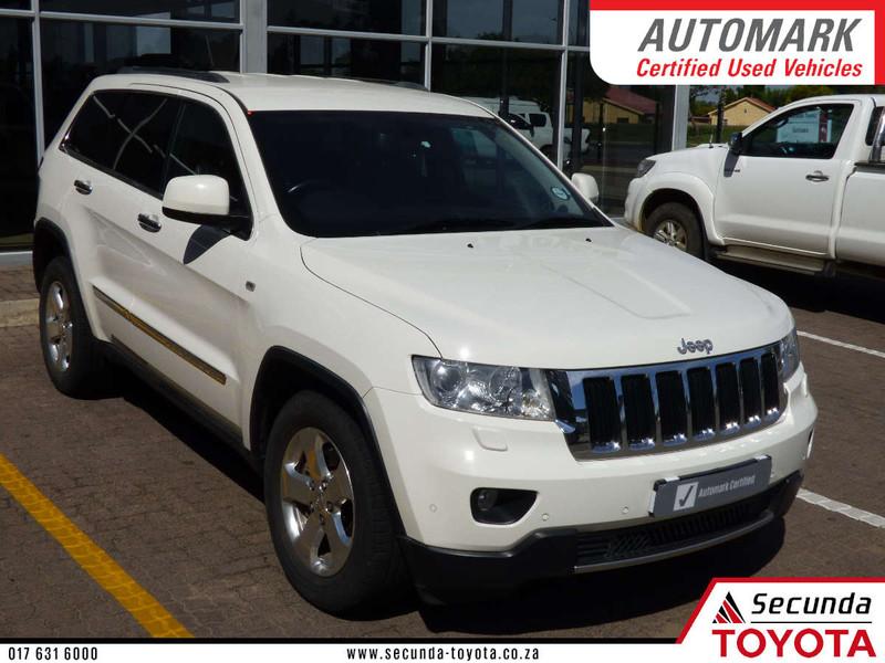 2012 Jeep Grand Cherokee 3.6 Limited  Mpumalanga Secunda_0