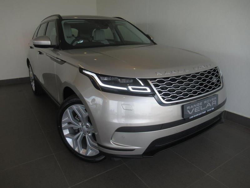 2020 Land Rover Velar 2.0T HSE Gauteng Johannesburg_0