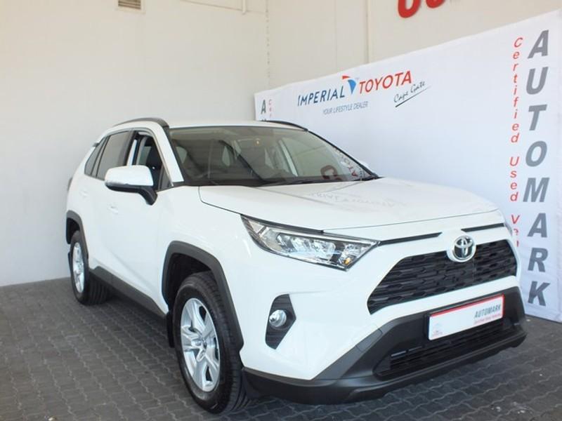 2019 Toyota Rav 4 2.0 GX CVT Western Cape Brackenfell_0