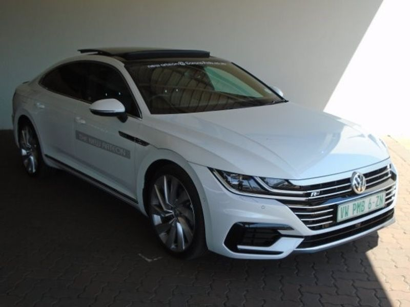 2019 Volkswagen Arteon 2.0 TSI R-LINE 4M DSG Kwazulu Natal Pietermaritzburg_0