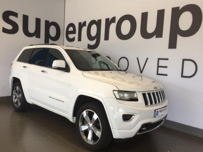 2015 Jeep Grand Cherokee 3.6 Overland Gauteng Pretoria_0