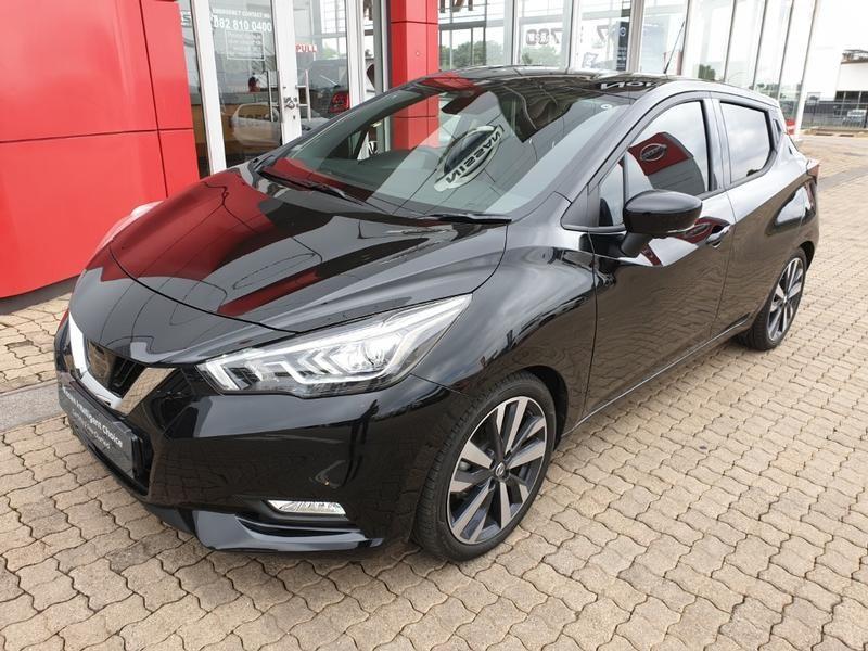 2020 Nissan Micra 1.0T Tekna Plus 84kW Gauteng Roodepoort_0